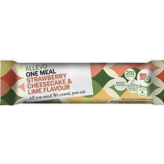 Allévo One Meal Strawberry Cheesecake & Lime 61g 1 st