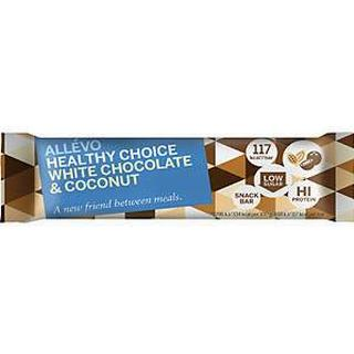Allévo Seed Snack Healthy Choice White Chocolate & Coconut 35g 1 st