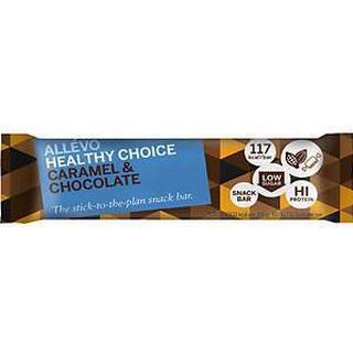 Allévo Seed Snack Healthy Choice Caramel & Chocolate 35g 1 st