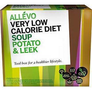 Allévo VLCD Soup Potato & Leek 24 st