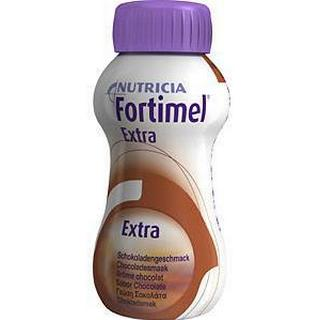 Nutricia Fortimel Extra Protein & Energy Rich Chocolate 200ml 4 st