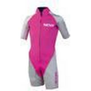 Seac Sub Hippo 1.5mm Short Slevees Girls