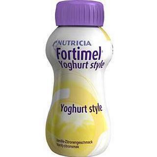 Nutricia Fortimel Yoghurt Style Yoghurt 200ml 4 st