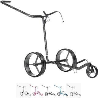 Jucad Carbon 3-wheel golf trolley