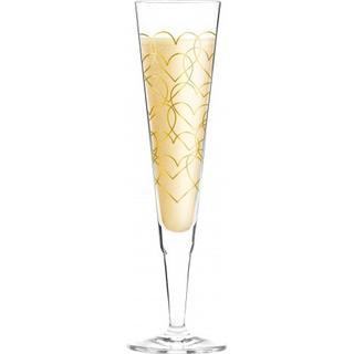 Ritzenhoff Champus Herbst 2000 Rurik Mahlberg Champagneglas 20 cl