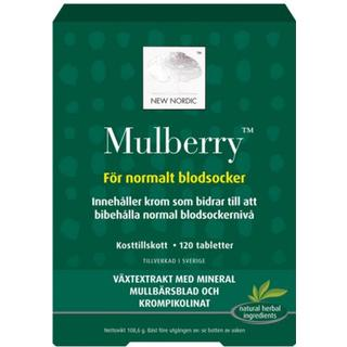 New Nordic Mulberry 120 st
