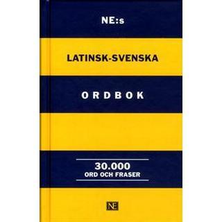 NE:s latinsk-svenska ordbok: 30.000 ord och fraser (Inbunden, 2017)