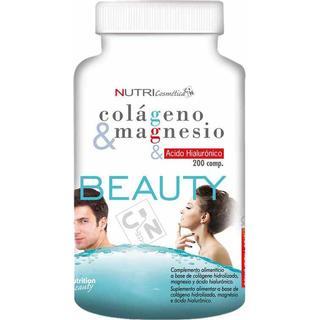 Nutrisport Collagen & Magnesio 200 st