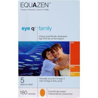 Eye Q Family Capsules 180 st