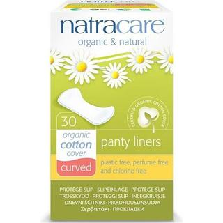 Natracare Curved Trosskydd 30-pack