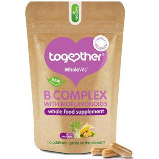 Together Health Vitamin B Complex with Bioflavonoids 30 st