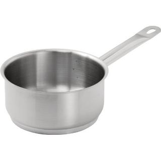 Vogue Stainless Steel Kastrull 1.5 L 16 cm