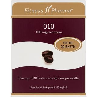 Fitness Pharma Q10 60 st