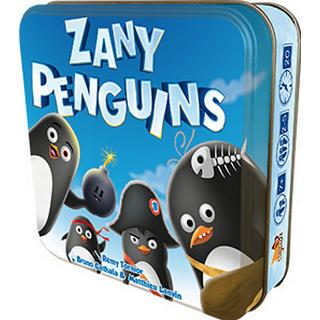 Bombyx Zany Penguins