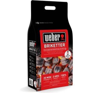 Weber Briquette 4kg 17600