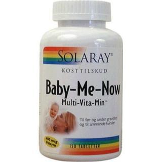 Solaray Baby Me Now 150 st