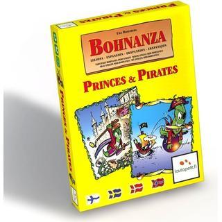 Lautapelit Bohnanza Princes & Pirates