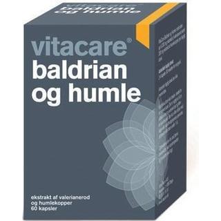 Vitacare Valerian & Hops 60 st
