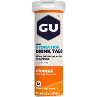 Gu Hydration Drink Tabs Orange 12 st