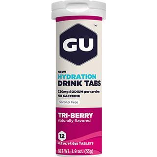 Gu Hydration Drink Tabs Tri-Berry 12 st