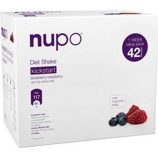 Nupo Diet Shake Blueberry Raspberry 1.3kg