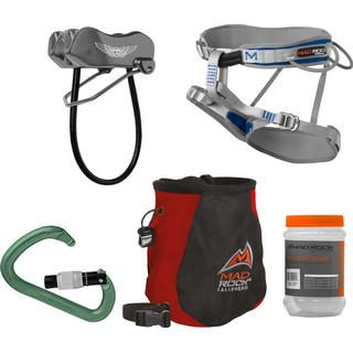 Mad Rock Deluxe Mars Climbing Package