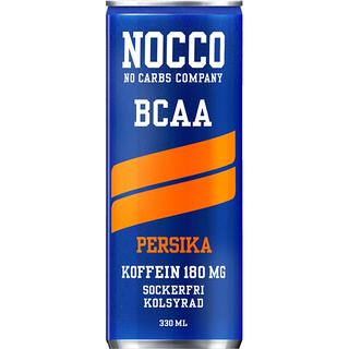 Nocco BCAA Persika 330ml 1 st
