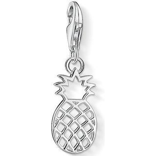 Thomas Sabo Charm Club Pineapple Charm Pendant - Silver