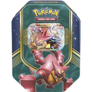 Pokémon Battle Heart Tin Volcanion