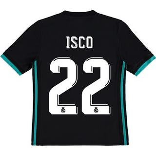 Adidas Real Madrid Away Jersey 17/18 Isco 22. Youth