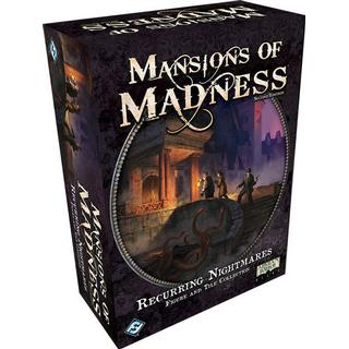Fantasy Flight Games Mansions of Madness: Second Edition Recurring Nightmares