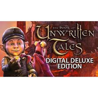 The Book of Unwritten Tales: Digital Deluxe Edition