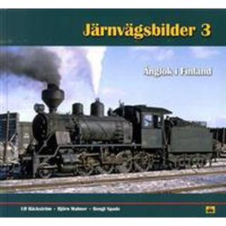 Järnvägsbilder 3 (Inbunden, 2017)
