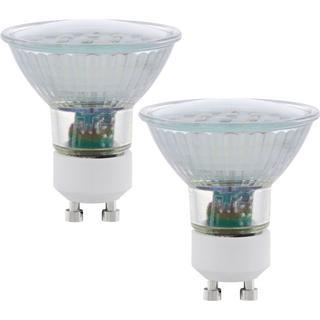 Eglo 11537 LED Lamp 5W GU10 2 Pack