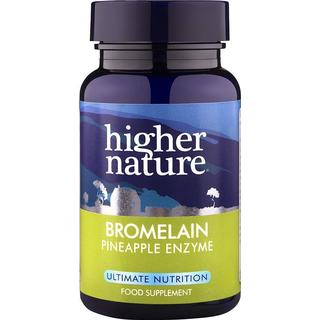 Higher Nature Bromelain 30 st