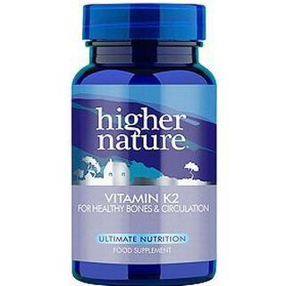 Higher Nature Vitamin K2 30 st