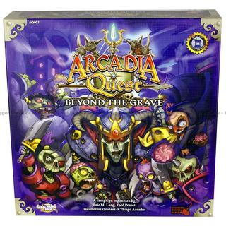 Asmodee Arcadia Quest: Beyond the Grave
