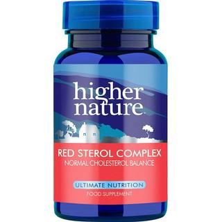 Higher Nature Red Sterol Complex 30 st