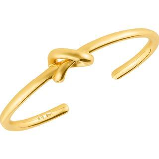 Sophie By Sophie Knot Cluff Bracelet - Gold