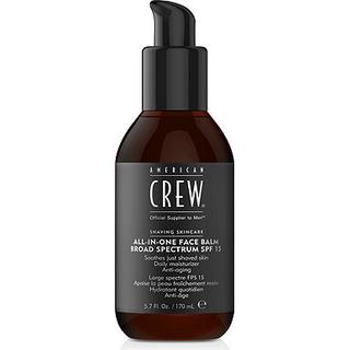 American Crew All-in-One Face Aftershave Balm SPF15 170ml