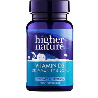 Higher Nature Vitamin D3 60 st
