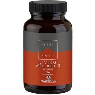 Terra Nova Living Wellbeing Super Blend 50g