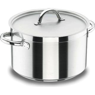 Lacor Chef Luxe Gryta med lock 14.5 L 32 cm
