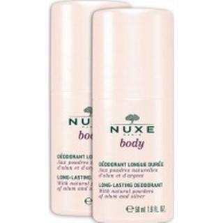 Nuxe Body Long-Lasting Deo 50ml 2-pack