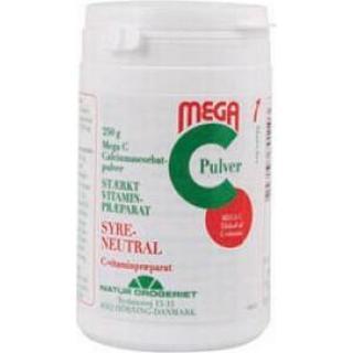 Natur Drogeriet Mega Calciumascorbat 250g
