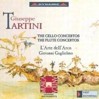 Tartini - Cello and Flute Concertos