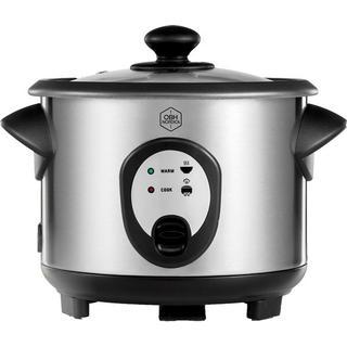 OBH Nordica 6322 Rice Cooker Inox