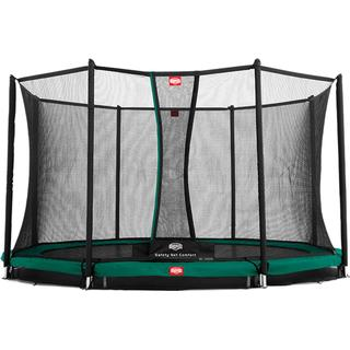 Berg Favorit InGround 270cm + Safety Net Comfort