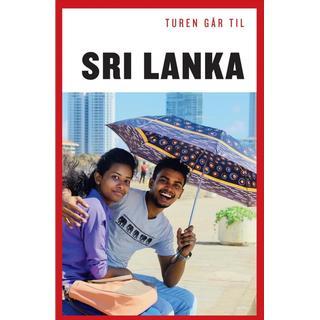 Turen går til Sri Lanka (Häftad, 2017)