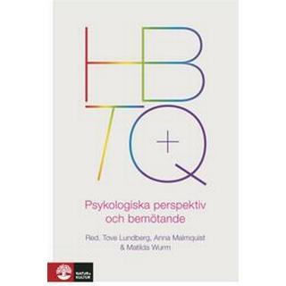 HBTQ+: psykologiska perspektiv och bemötande (Flexband, 2017)